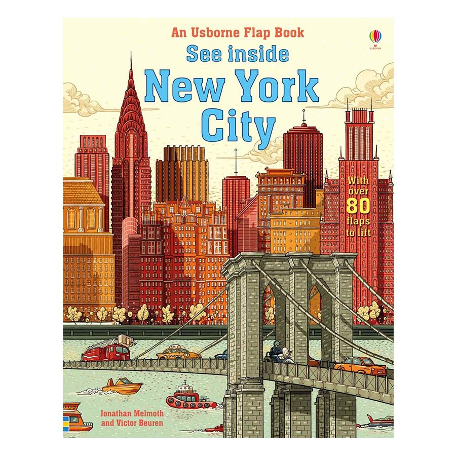 Usborne See Inside New York City