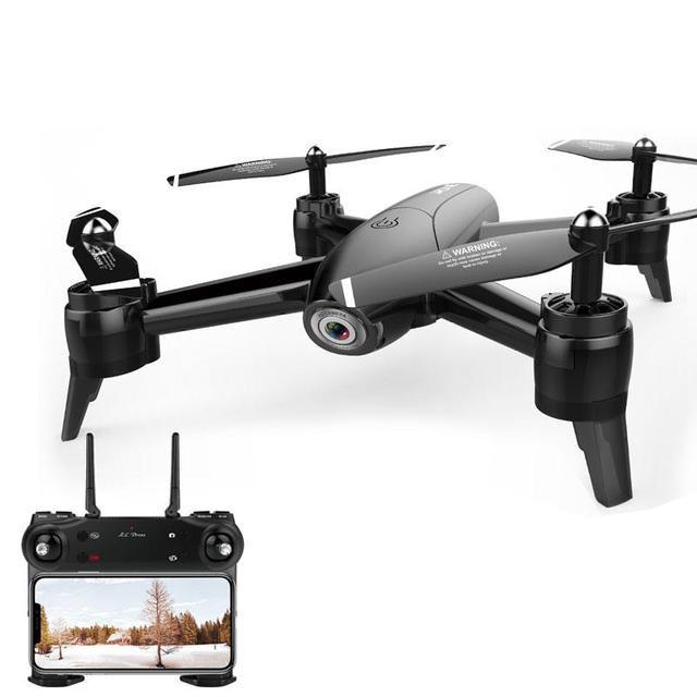 Flycam SG106 Thế Hệ Mới BAY 22 PHÚT, Chụp Ảnh Bằng Cử Chỉ, 2 Camera Video HD 720P, Cảm Biến Di Chuyển Theo Bàn Tay, Truyền Hình Ảnh Trực Tiếp Về Điện Thoại - Hàng chính hãng