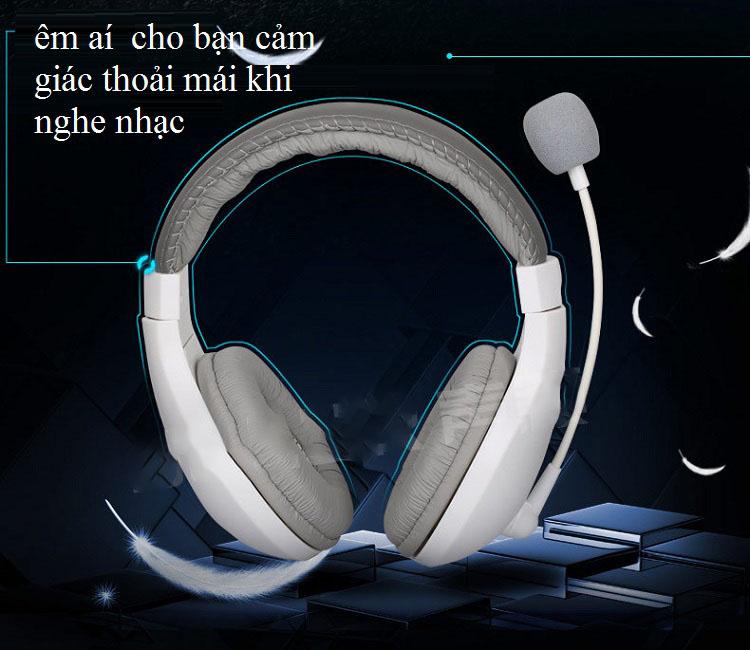 Tai Nghe Gaming A566N, Chơi Game Cực Ngầu