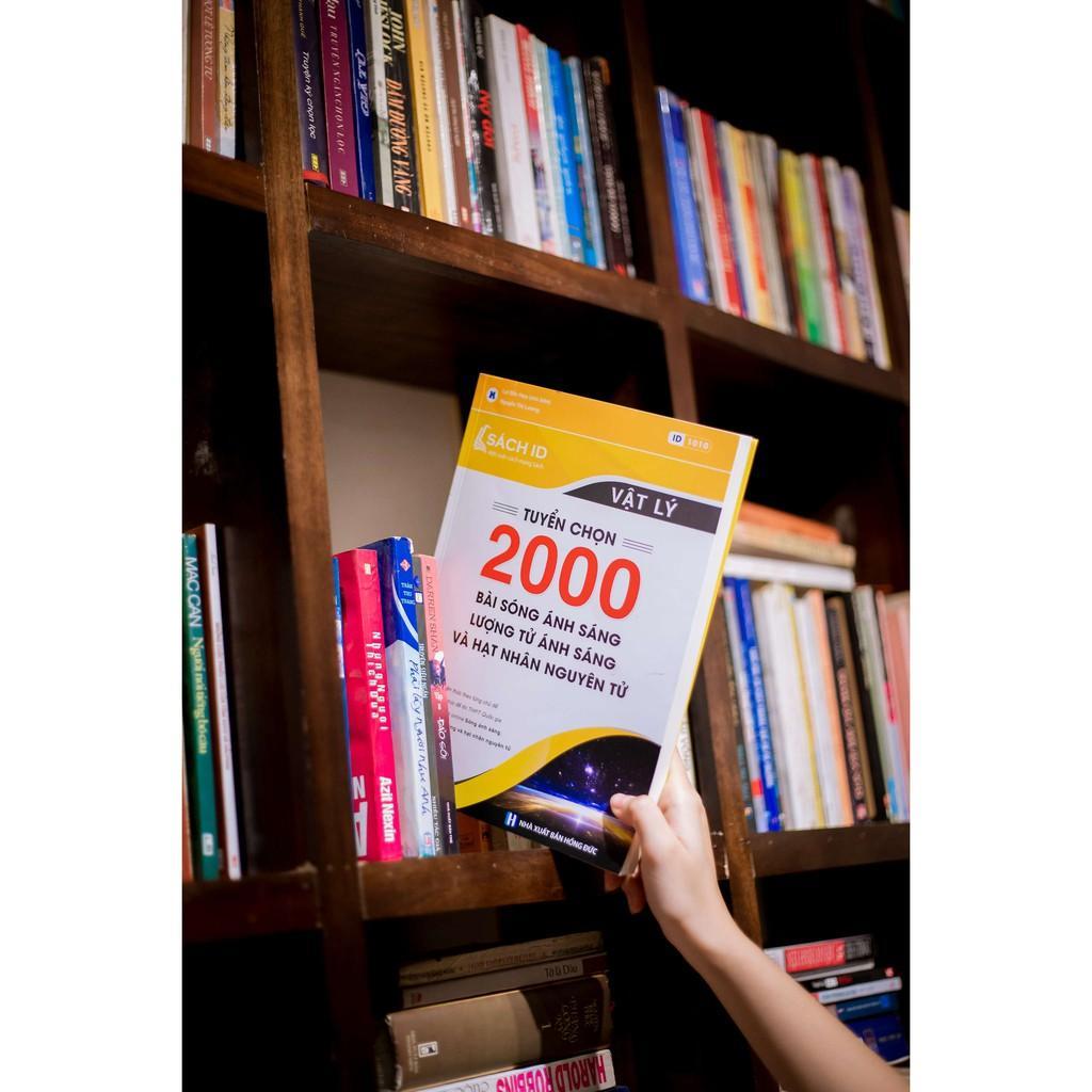 Combo 03 Sách ID ôn thi THPT Quốc gia 2021 môn Vật Lý hay nhất theo chuyên đề