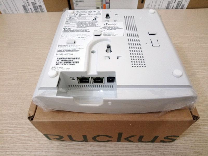 Ruckus ZoneFlex R610 Indoor dual-band 802.11ac Wi-Fi Access Point - Hàng nhập khẩu