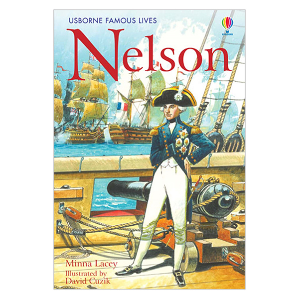 Usborne Young Reading Series Three (Purple): Nelson
