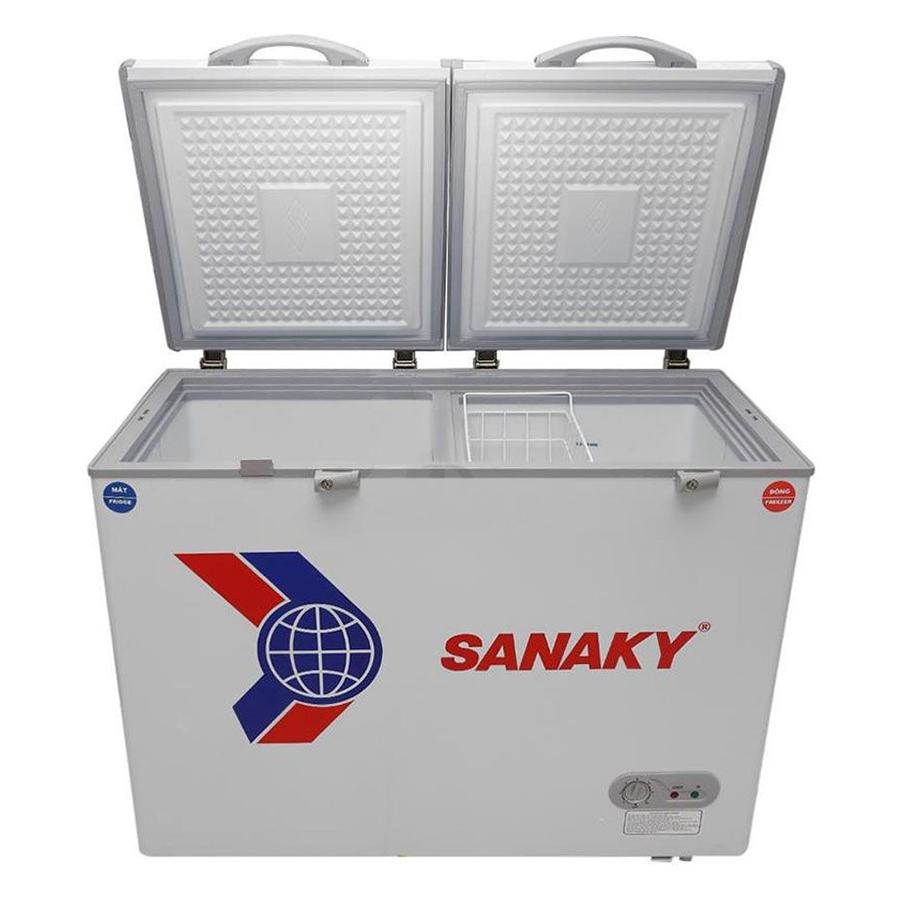 Tủ Đông Sanaky VH-365W2 (260L) - Hàng Chính Hãng