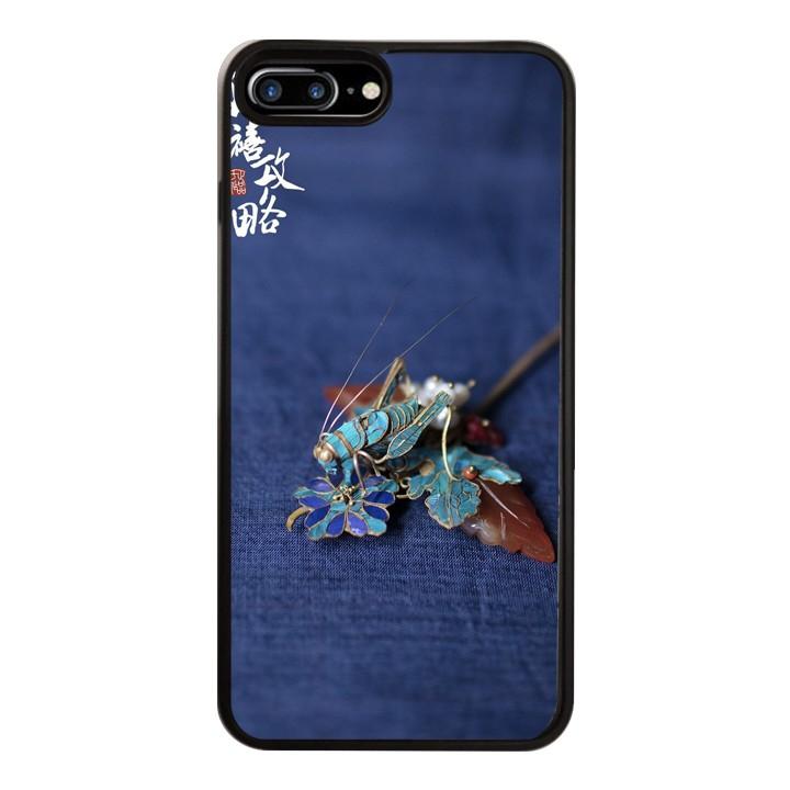Ốp Lưng Kính Cường Lực Dành Cho Điện Thoại iPhone 7 Plus  8 Plus Diên Hy Công Lược Mẫu 8