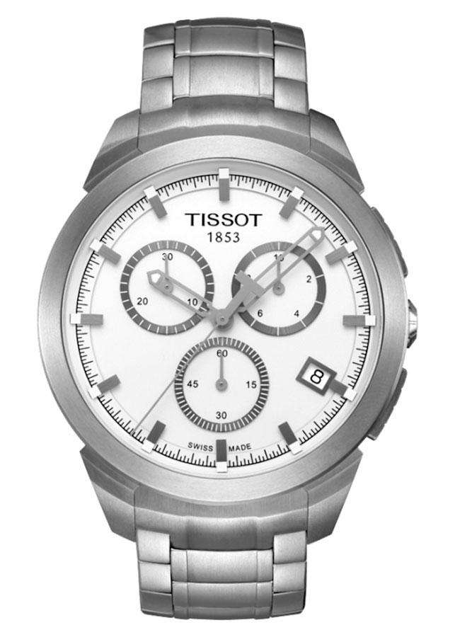Đồng Hồ Nam Dây Titanium Tissot T069.417.44.031.00 (43mm) - Trắng