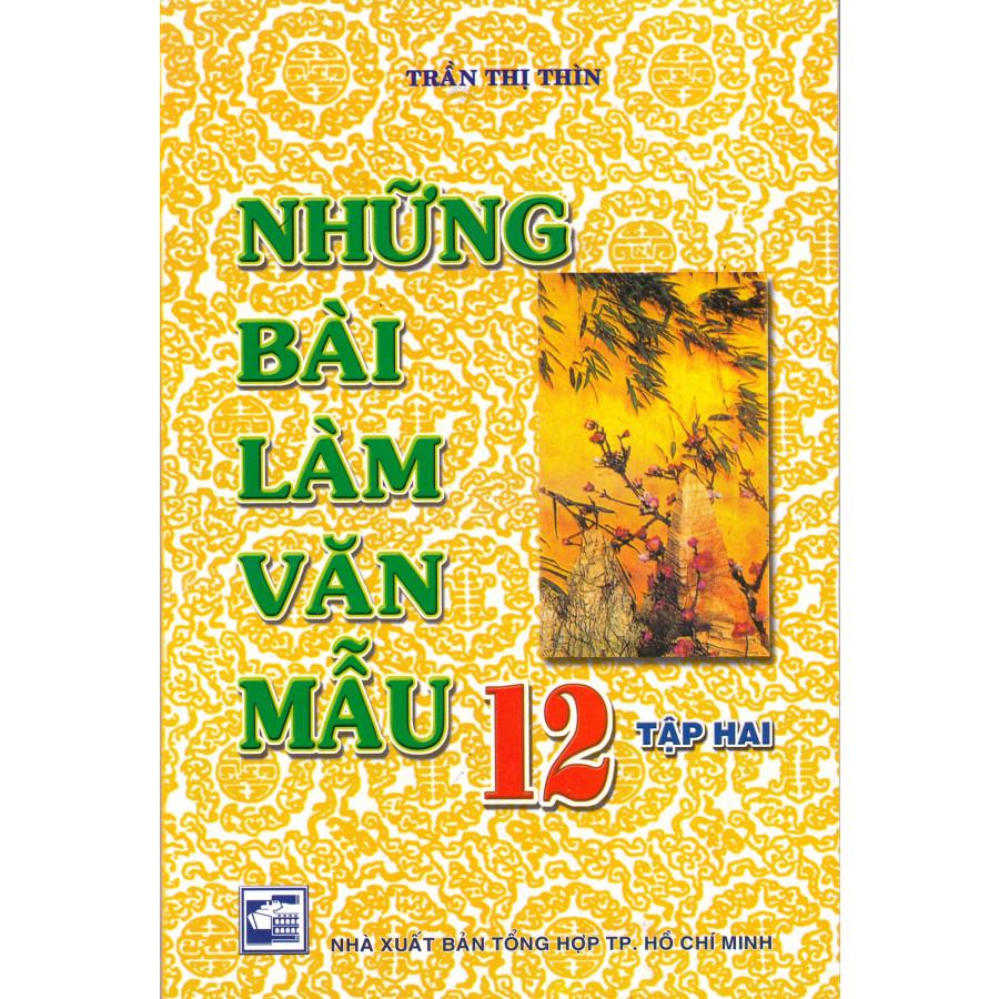 Những Bài Làm Văn Mẫu Lớp 12 Tập 2