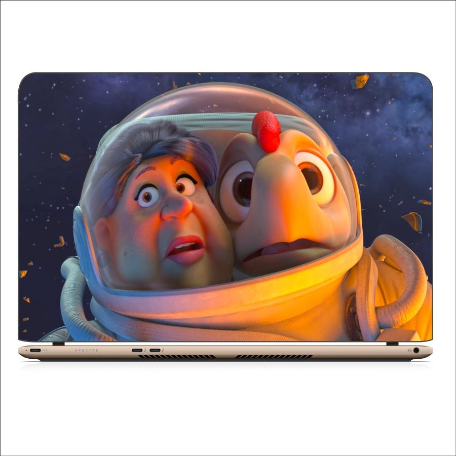 Mẫu Dán Decal Laptop Mẫu Dán Decal Laptop Cinema - DCLTPR 297