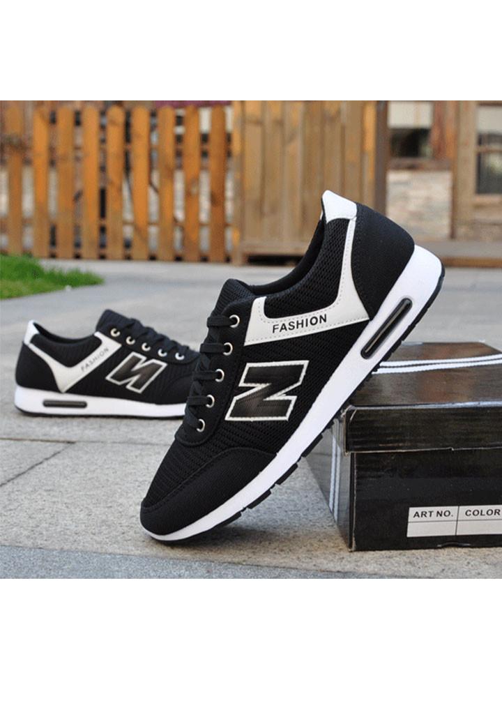 Giày sneaker nam dạng lưới thoáng khí thời trang TRT-GTTN-35