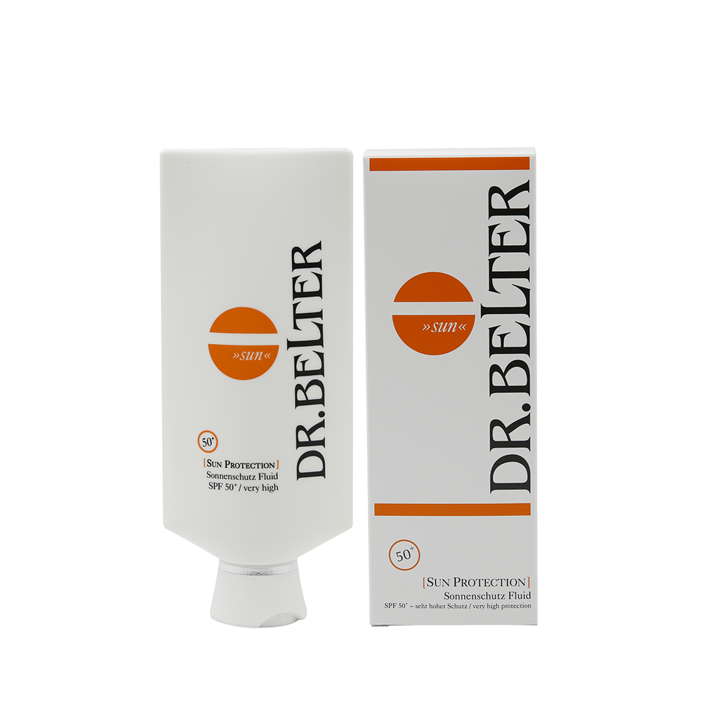 Kem chống nắng không dầu, thơm dịu, cân bằng ngăn ngừa lão hoá Dr.Belter Sun Protection SPF50+/Very High 200ml