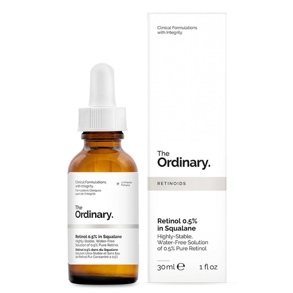 Tinh chất The Ordinary Retinol 0.5% In Squalane - 30ml