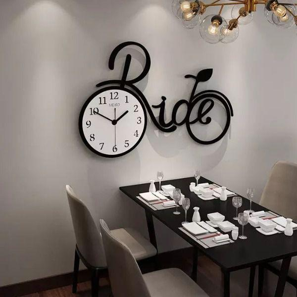 Đồng hồ treo tường hiện đại CL015 - Rice