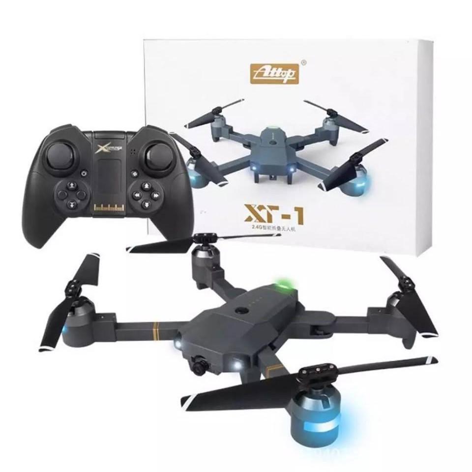 Máy bay điều khiển từ xa, Flycam điều khiển giá rẻ XT-1