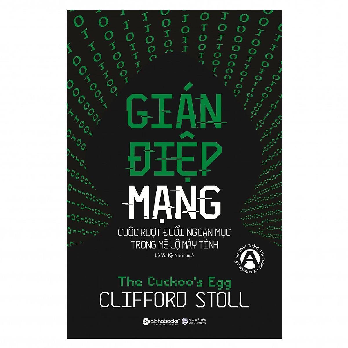 Bộ sách Thế giới Hacker và An Toàn Thông Tin Mạng (Tặng Kèm Bookmark Hoa Lá)