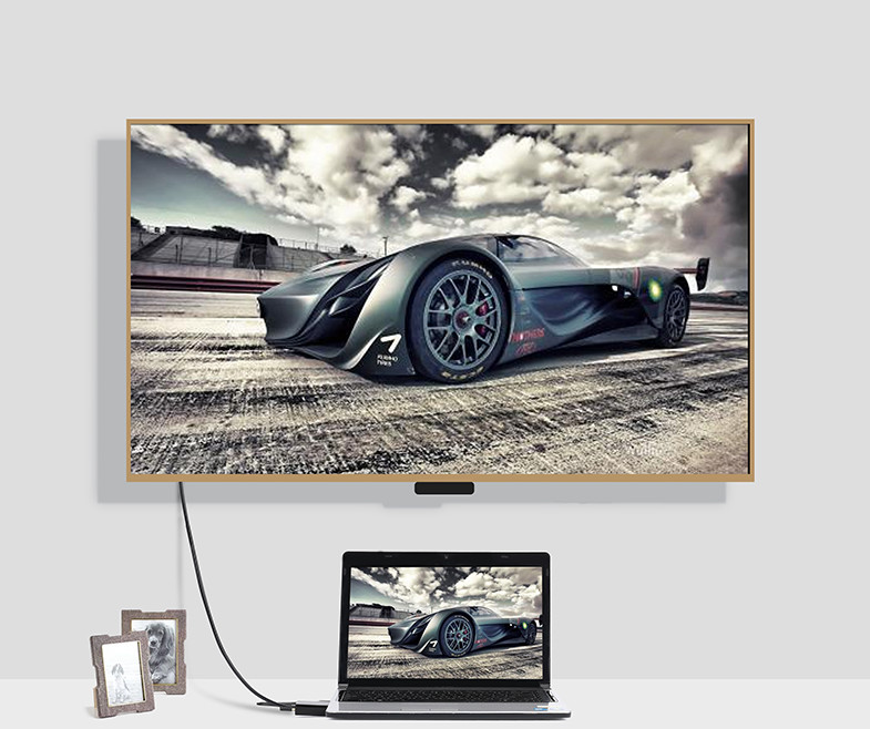 Cáp chuyển đổi VGA to HDMI + Audio dài 2m chính hãng Ugreen 30840
