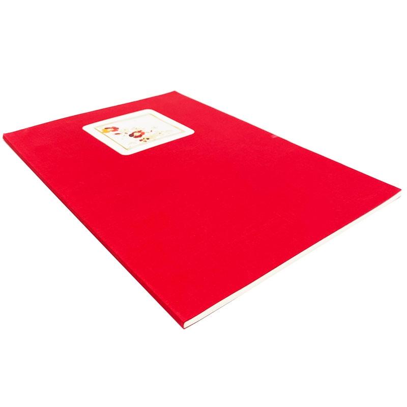 Tập The Sun VK160 17.5x25cm - Màu Đỏ