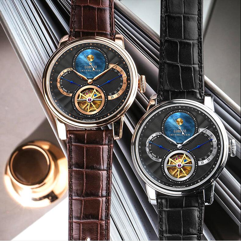 Đồng hồ nam chính hãng LOBINNI No.16015-1