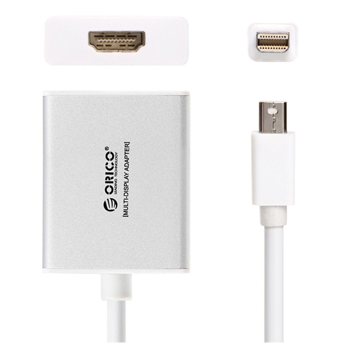 Đầu Chuyển Mini Display Port Sang HDMI Orico DMP3H - Hàng Chính Hãng