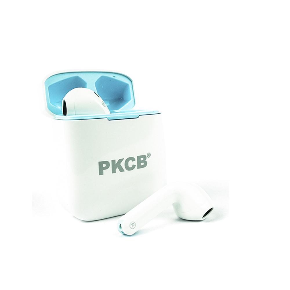 Tai nghe nhét tai bluetooth phiên bản quốc tế, âm thanh nổi trội, cảm ứng vân tay, chống thấm nước IPX5 PKCB PF1010Q - Hàng chính hãng