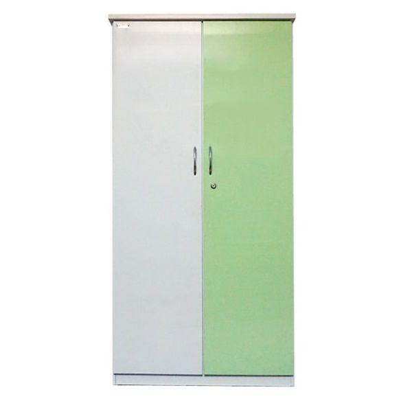 Tủ nhựa Jang Mi TA-01 170 x 84 x 45 cm (Xanh lá)