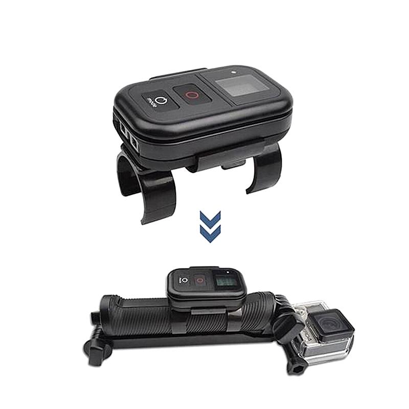 Dụng cụ gắn remote lên gậy 3-way (dùng cho máy quay Gopro)