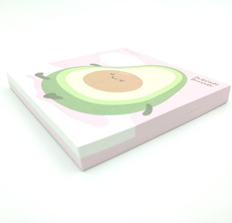 Giấy Ghi Chú Magic Channel Avocado - Màu Hồng