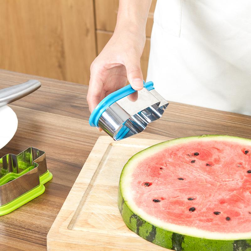 Dao cắt dưa hấu hình que kem - Màu tuỳ chọn (1 sản phẩm)