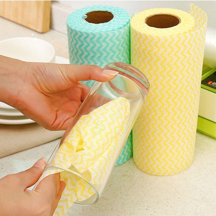 Vòi tăng áp loại dài Tặng kèm 50 khăn lau nhà bếp