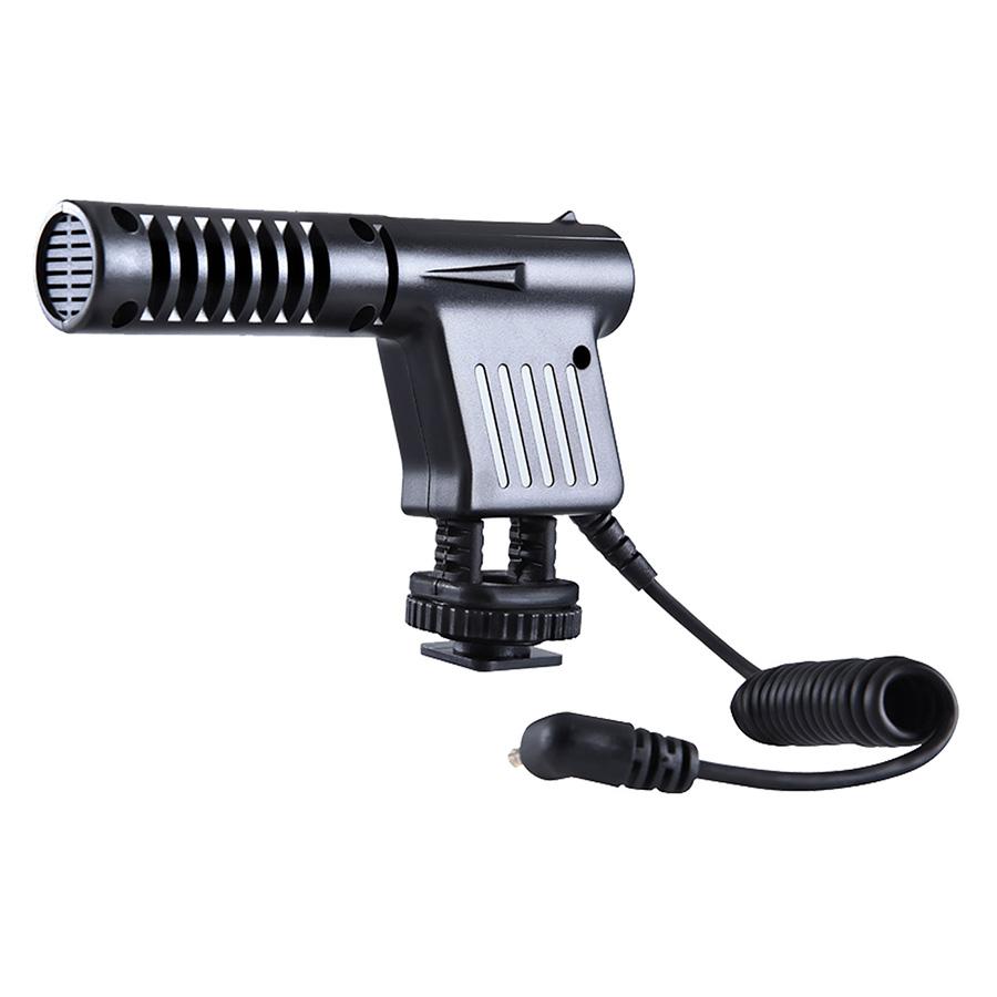 Microphone Máy Ảnh Boya BY-VM01 - Hàng Chính Hãng