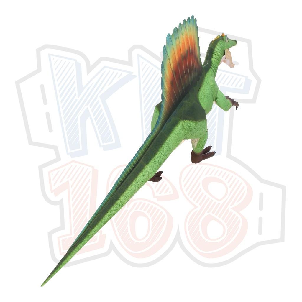 Mô hình giấy Khủng long Spinosaurus