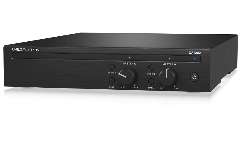 Amplifier Lab Gruppen CA1202 2 x 120 Watt-Hàng Chính Hãng