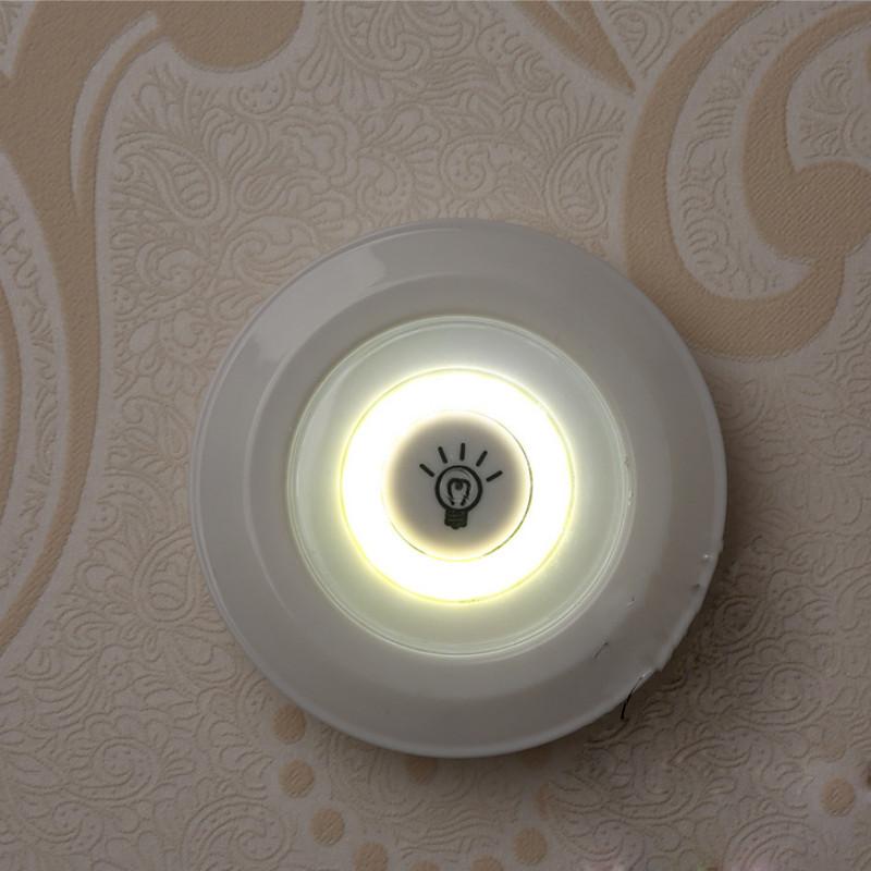 Bộ 3 Đèn LED Điều Khiển Từ Xa SHP-COB1