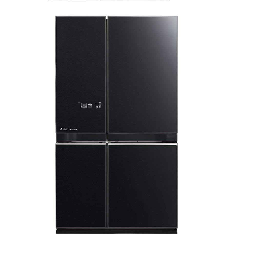 TỦ LẠNH MITSUBISHI ELECTRIC 580 LÍT MR-L72EN-GBK-V (4 CỬA) - HÀNG CHÍNH  HÃNG - Tủ lạnh Thương hiệu Mitsubishi Electric