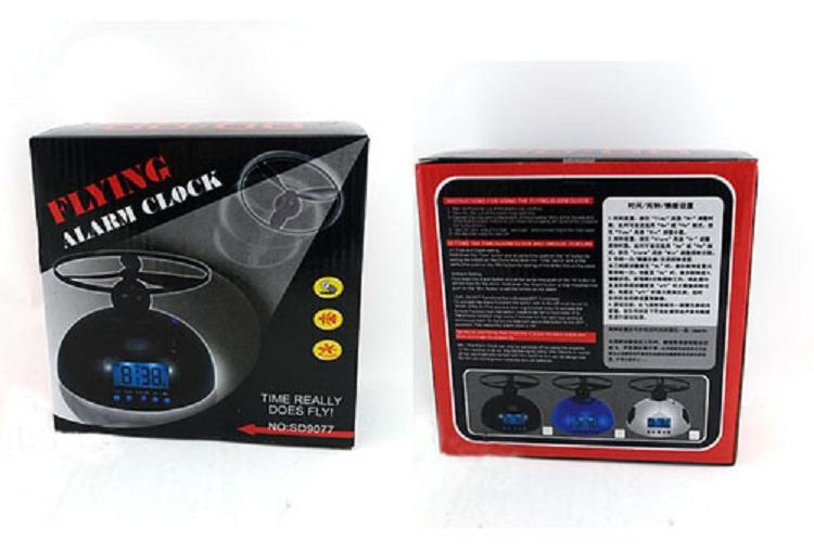 Đồng hồ để bàn báo thức âm thanh lớn, thiết kế độc đáo ( Tặng kèm pin )