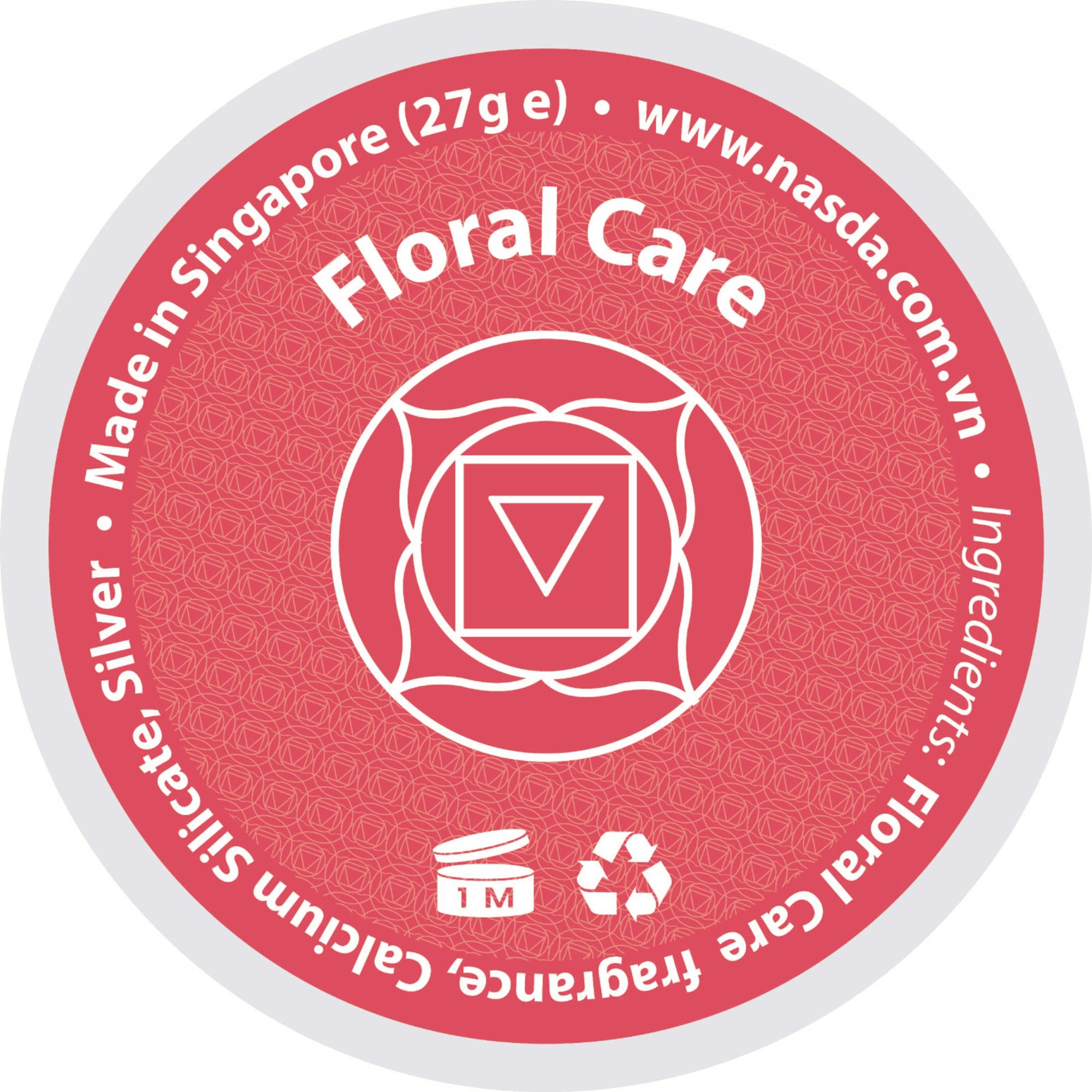 Tinh thể hương khử mùi ô tô Energy Ball hương Hoa Cỏ Floral Care