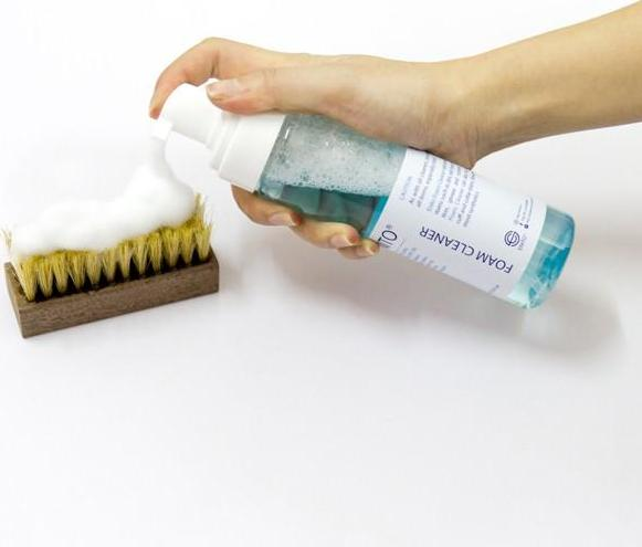 Chai Xịt Đánh Giày Enito Foam Cleaner 200ml -  Chuyên Dùng Để Làm Sạch, Vệ Sinh Giày Sneaker