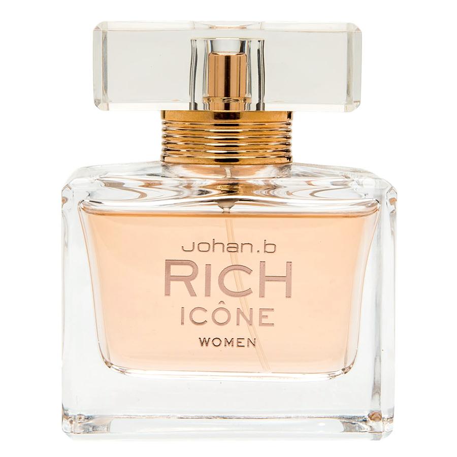 Nước Hoa Nữ Geparlys Rich Icône For Women EDP (85ml)