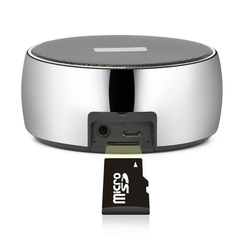 Loa Bluetooth mini BS-01 - Loa Bluetooth Thời Trang Nhỏ Gọn ( Màu Ngẫu Nhiên )