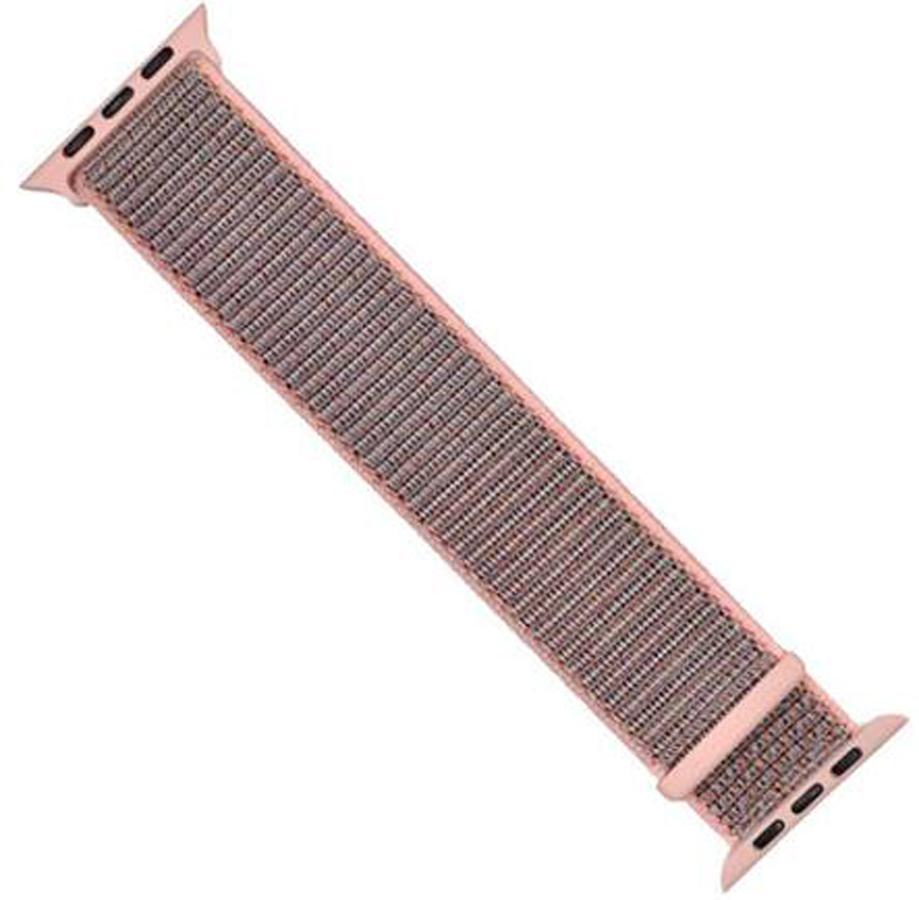 Dây đeo thay thế cho đồng hồ Apple Watch 44mm/40mm dạng Sport mềm mại không đau tay, tương thích cả 4 thế hệ 1/2/3/4