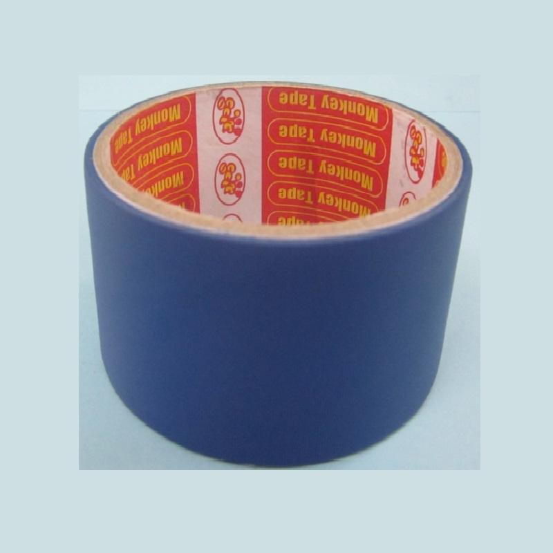 Băng dính si xanh dán gáy 5cm loại dày