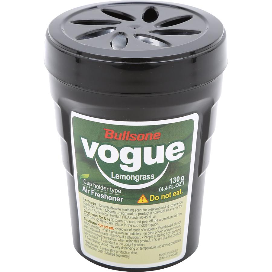 Bộ 2 sáp thơm khử mùi VOGUE Bullsone Lemongrass HQST17LG (130g x 2)