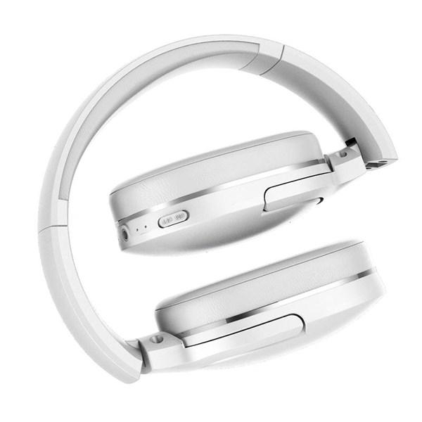 Tai nghe Bluetooth Baseus mẫu trùm tai - D02 - Hàng Chính Hãng