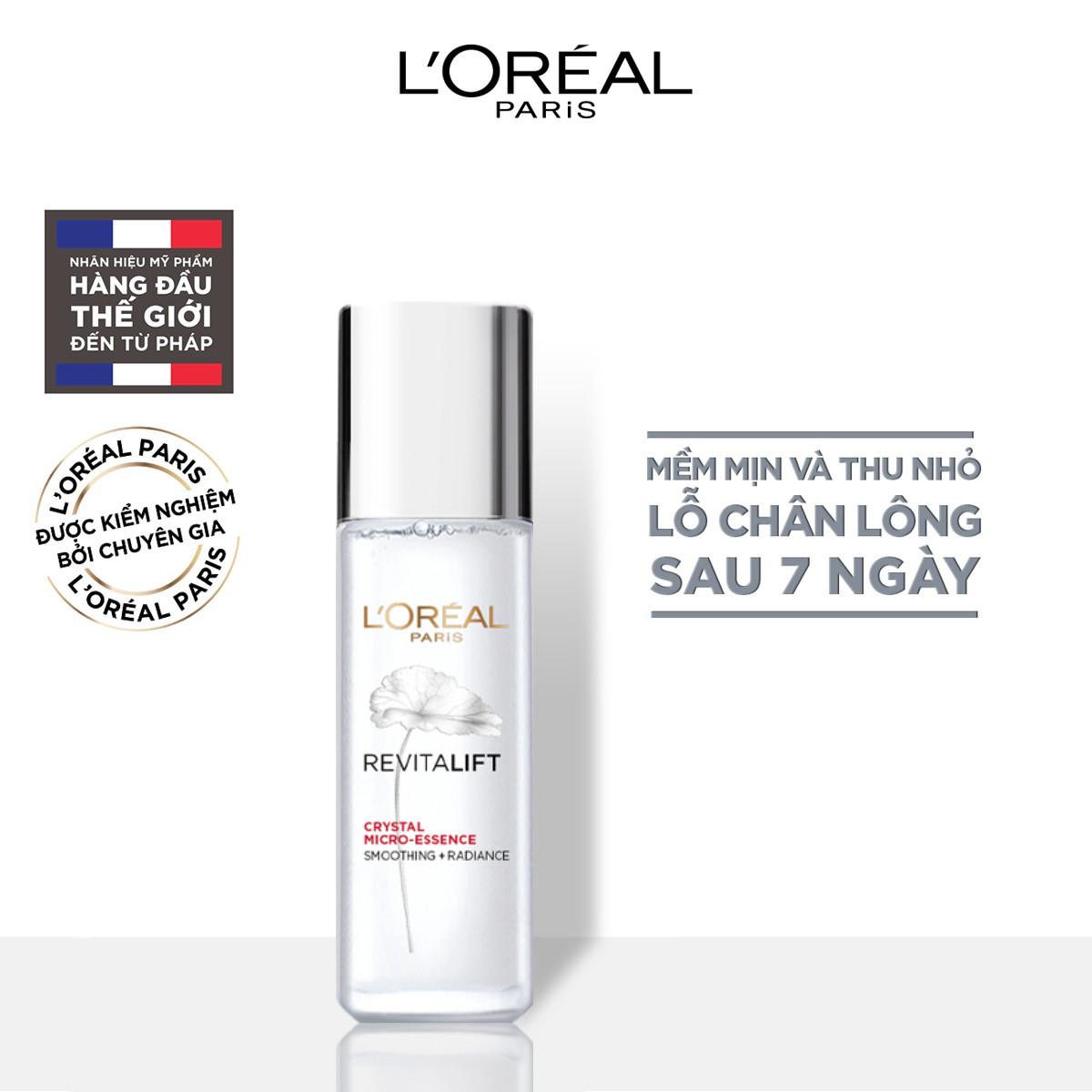 Bộ dưỡng trắng chống thâm nám và cấp ẩm toàn diện L'Oreal Paris