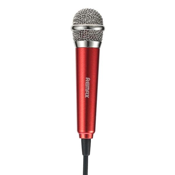 Microphone Dành Cho iPhone Mini Remax RMK-K01 - Hàng Chính Hãng