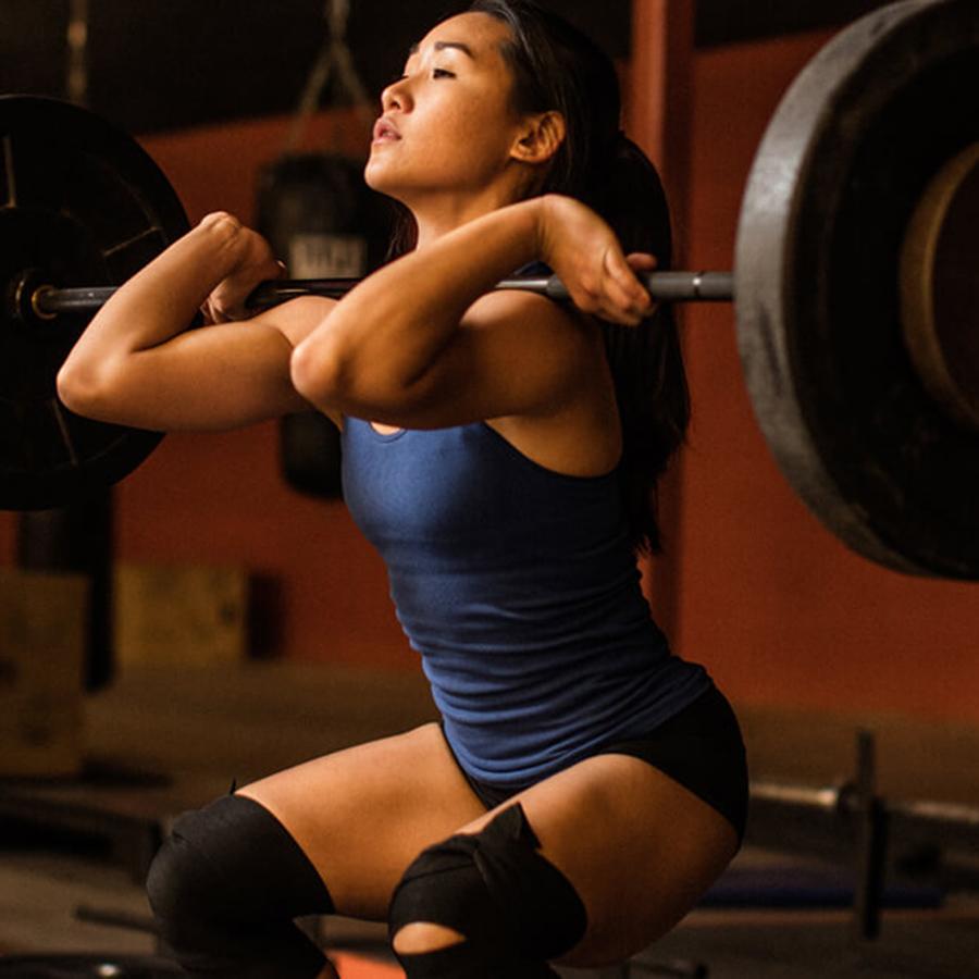 Dây Quấn Gối Tập Gym Harbinger Power 182 cm