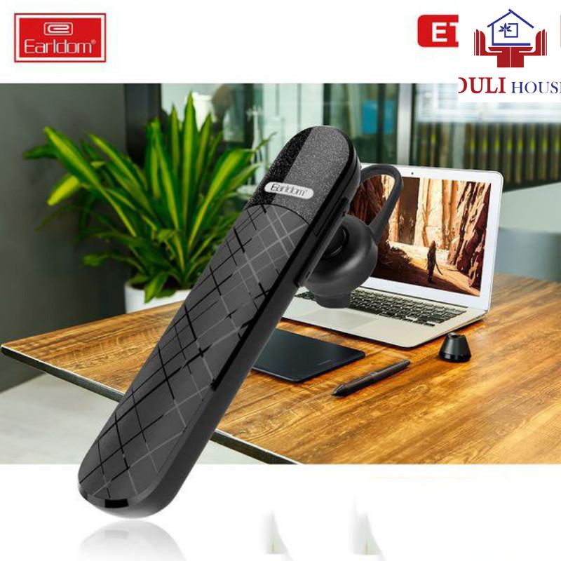 Tai nghe Bluetooth V4.2 nhét tai không dây, âm bass mạnh và cực ấm, hàng chính hãng