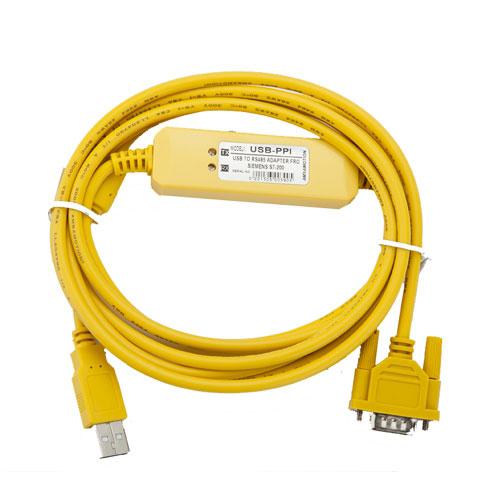 Cáp lập trình  PLC USB-PPI  cho S7-200 - Hàng Nhập Khẩu