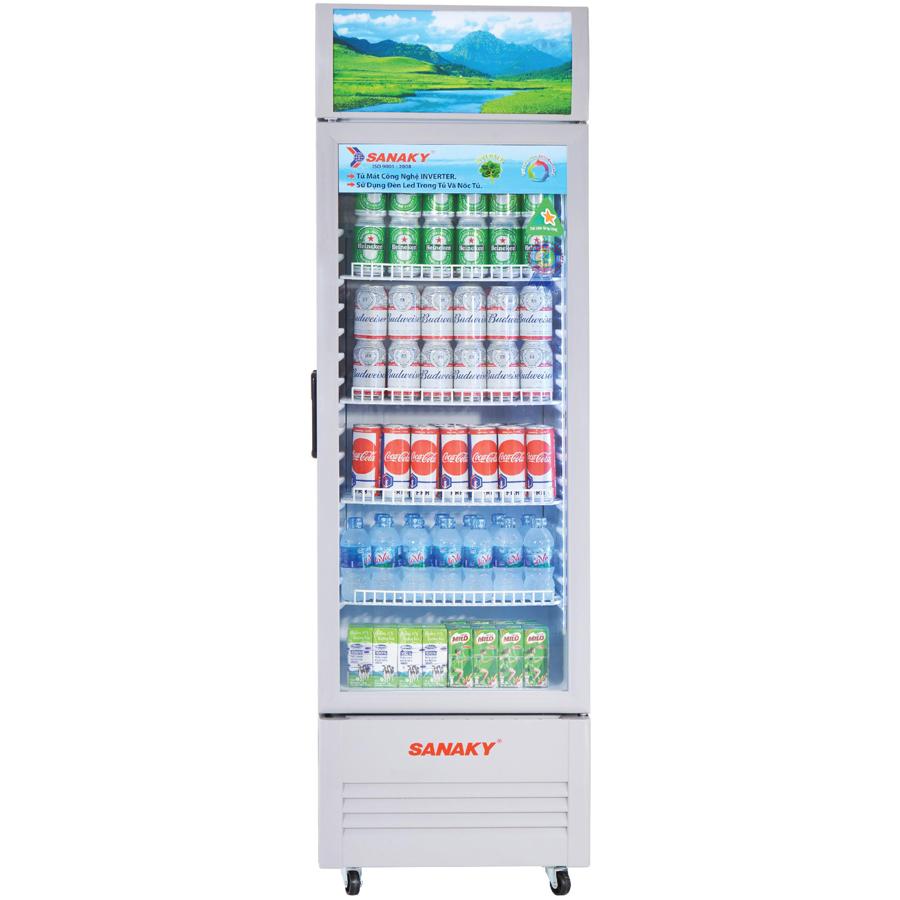 Tủ Mát Sanaky VH-168KL (130L) - Hàng Chính Hãng - Chỉ Giao Tại HCM