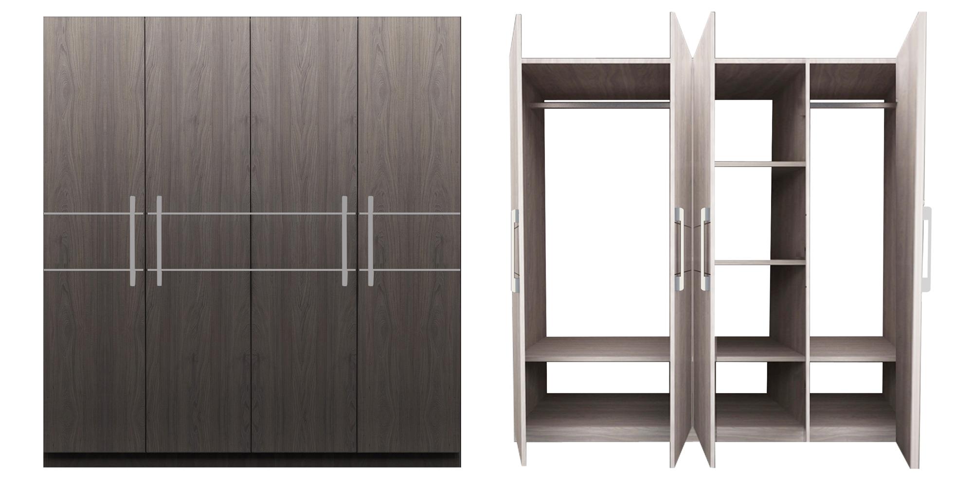 Tủ Áo FT012N (180cm x 200cm)