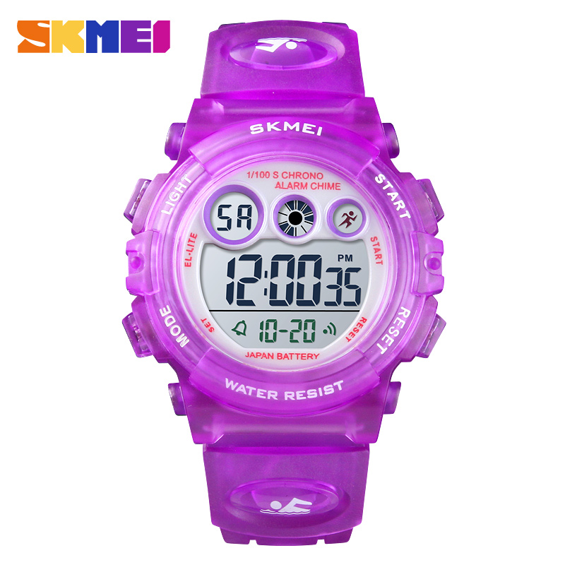 Đồng hồ đeo tay Skmei - 1451PL-Hàng Chính Hãng