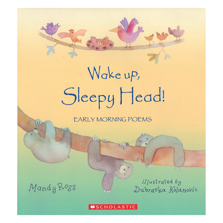 Wake Up, Sleepy Head (With CD)